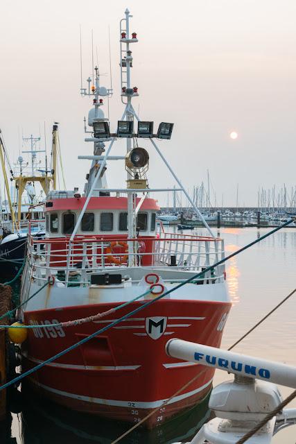 Trawler Brixham