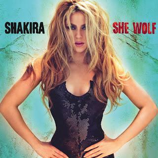 Shakira-She Wolf