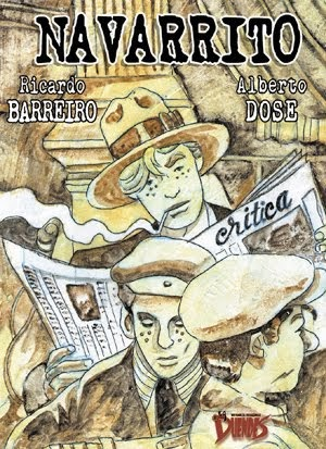 NAVARRITO, de Ricardo BARREIRO y Alberto DOSE