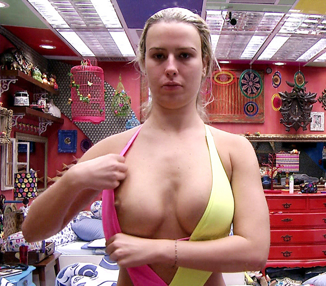 Fernanda Bbb Nua Pelada