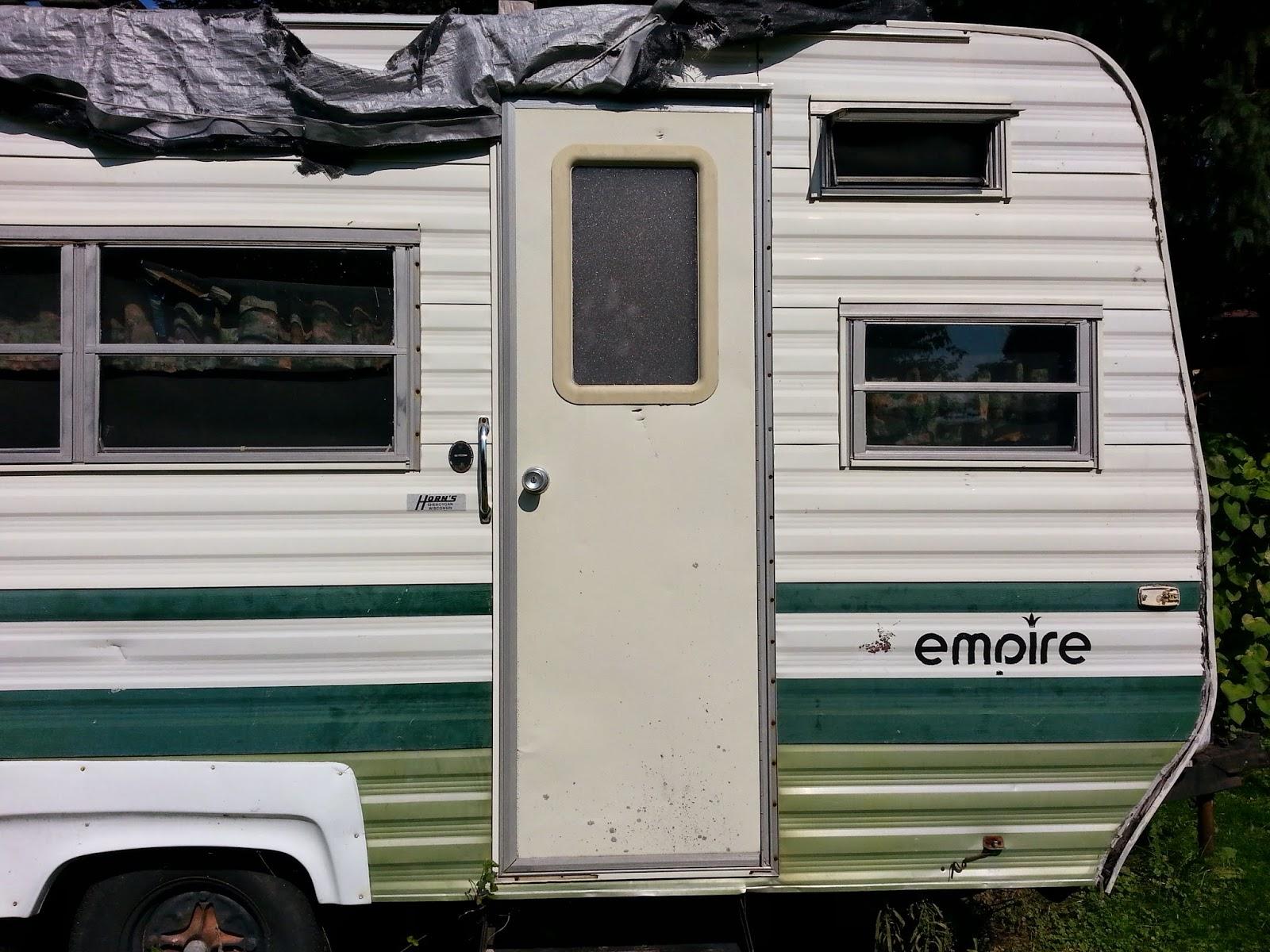 Vintage camper for sale 1978 empire