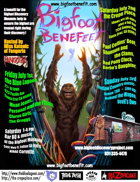 Bigfoot Benefit