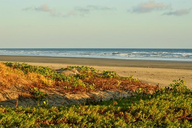 La Tortuga Verde beachfront El Cuco