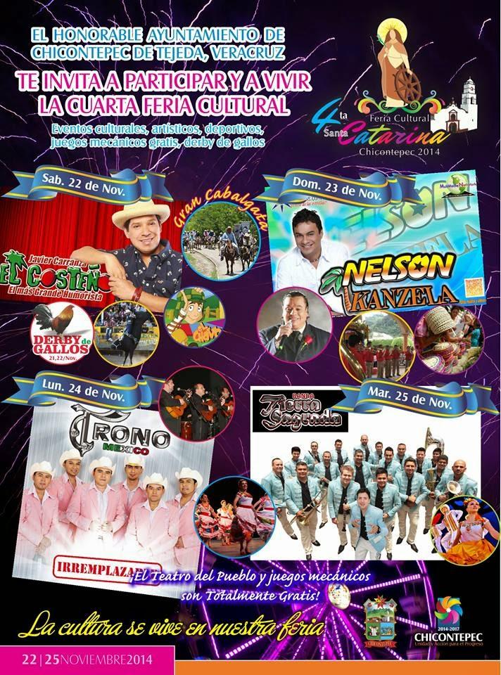 feria chicontepec 2014