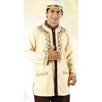 Baju Muslim Modern Pria