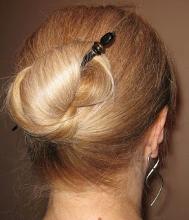 Hair Stick Bun