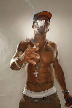 Thug Black Gay Male Escorts - Chocolate Drop