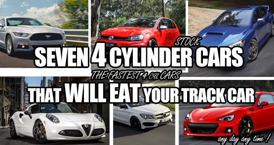 THE FASTEST Stock CYLINDER CARS That Will EAT YOUR TRACK CAR P - We drive fast cars