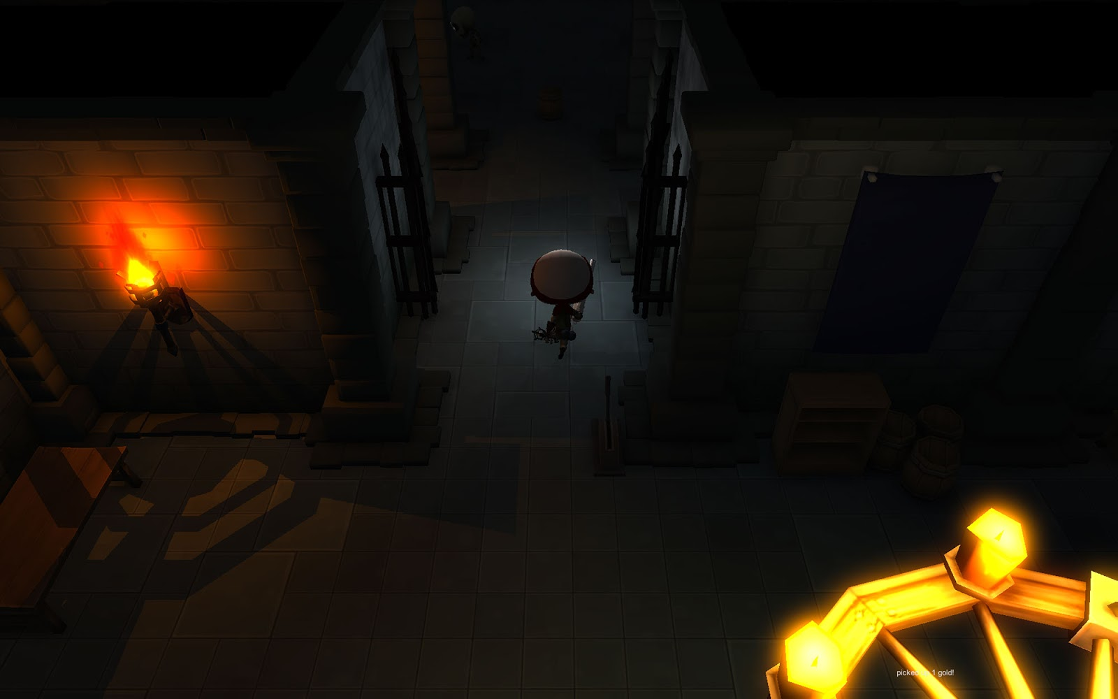 new this is dungeon rougelike screenshot