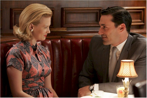 Fashion - Betty Draper, Mad Men - Love this picture