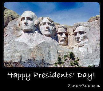 The following U.S. Presidents