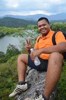 Adventure TeamBuilding BigTree Tours - Mt Tabur Challenge Bukit Melawati Climb