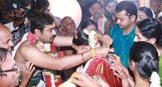 Prasanna and Sneha Wedding Pictures