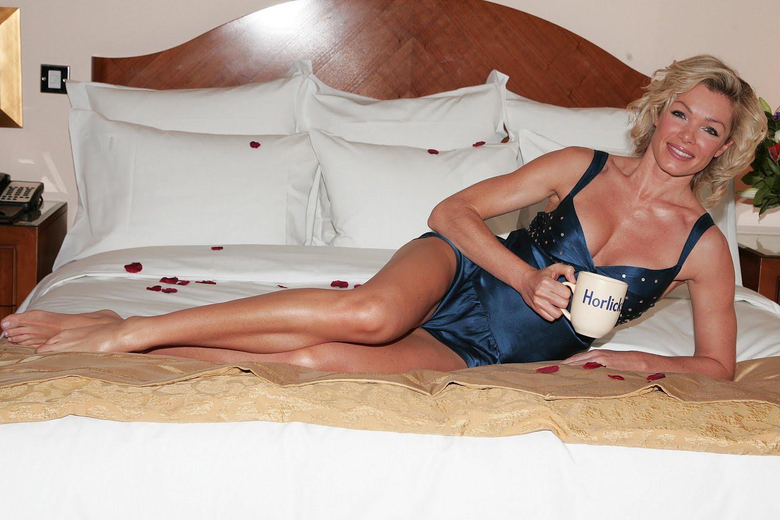 Nell McAndrew Nude Pics & Videos, Sex