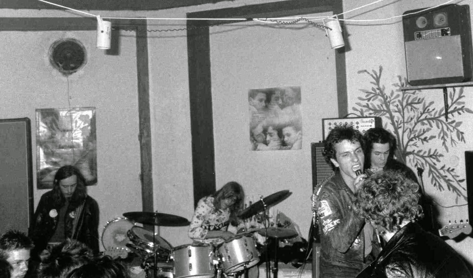Tape Attack: Die Staubis / The Buttocks / Copslayers - Live 13.07.79 ...