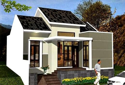 gambar desain rumah minimalis 1 lantai terbaru 2015 foto