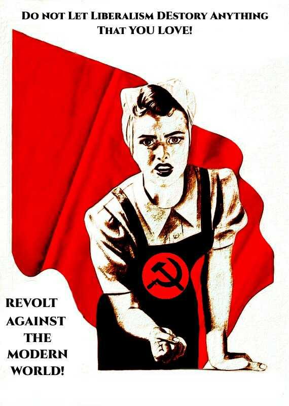 Rivolta contro il mondo moderno