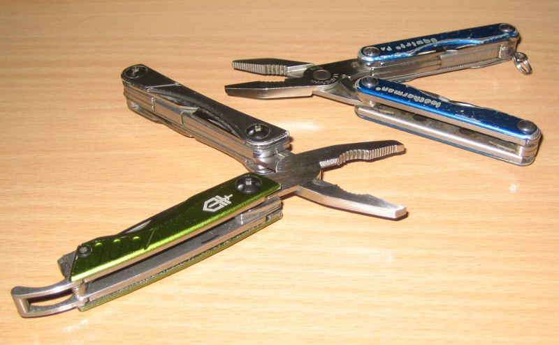 leatherman squirt review Leatherman Squirt PS4 Multitool.