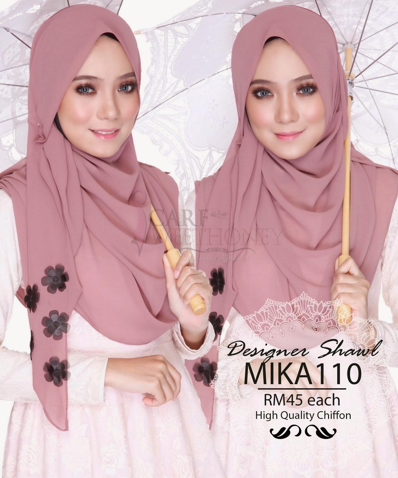 MIKA shawl