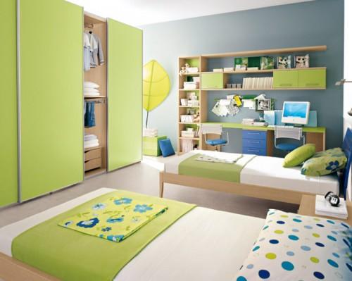 Interior Design 2012: 15 Ideas de Decoración de Dormitorios para Niños