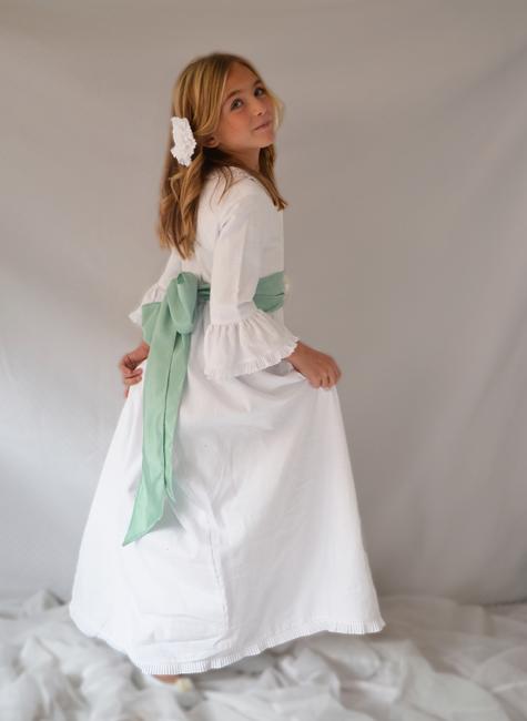 vestido de primera comunión bien de precio