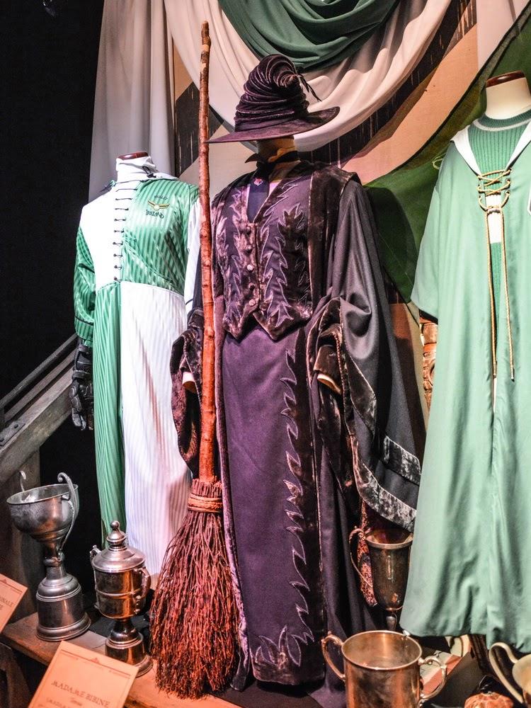 uniform of quidditch