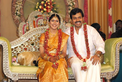Karthi and Ranjani Wedding photos