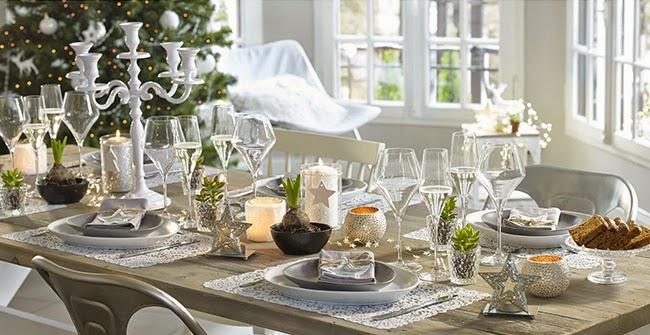 Menaje decorar tu casa es - Como adornar la mesa en navidad ...
