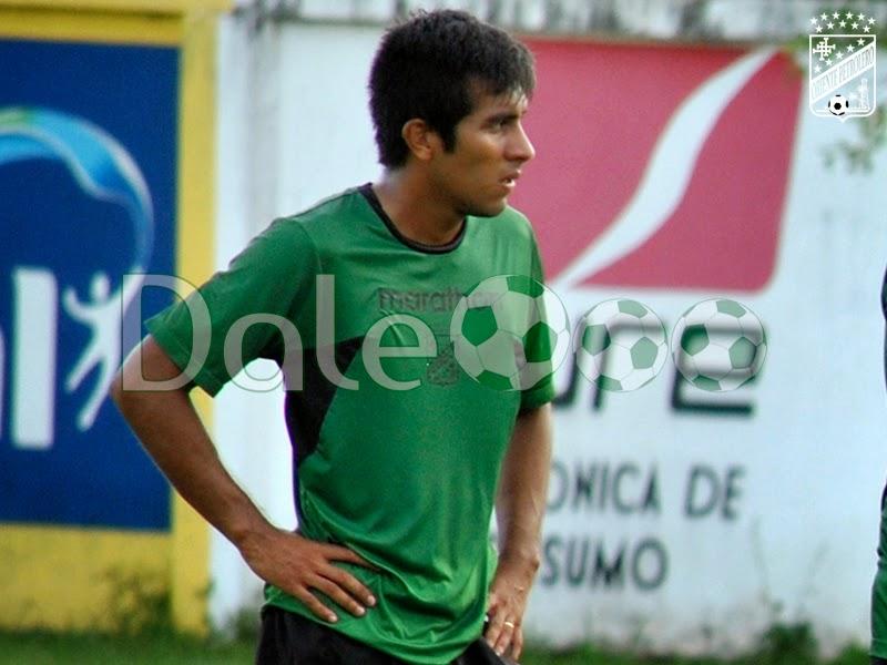 Oriente Petrolero - Ricky Añez - DaleOoo.com página del Club Oriente Petrolero
