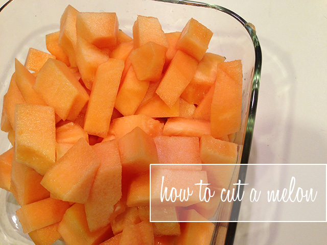 Everyday Simple | How to Cut a Melon