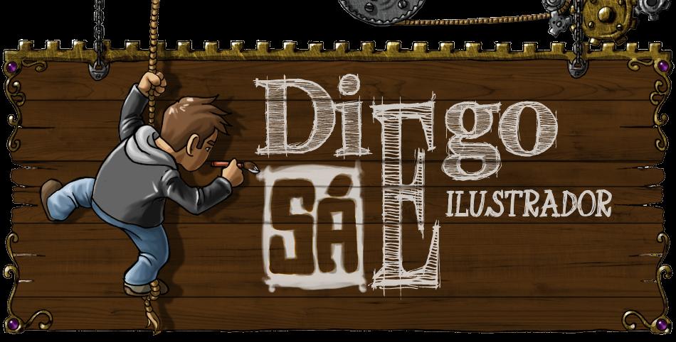 Diego Sá Ilustrador