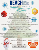 B116th Street Holiday Street/Tree Lighting Celebration