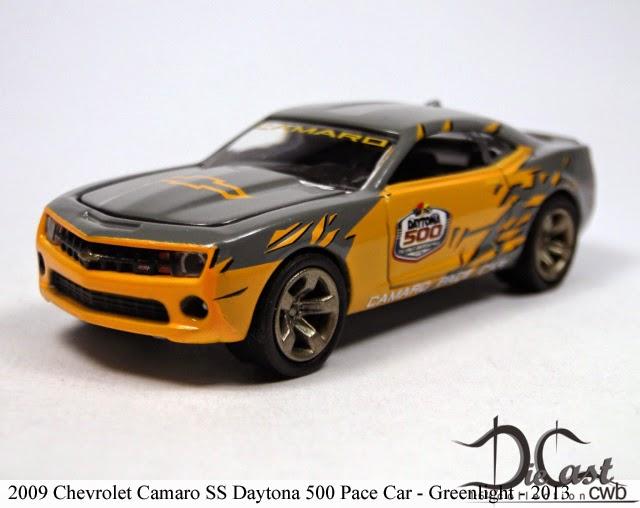 Diecast CWB 164 Collection 2009 Chevrolet Camaro SS