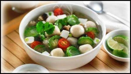 resep sup telur puyuh