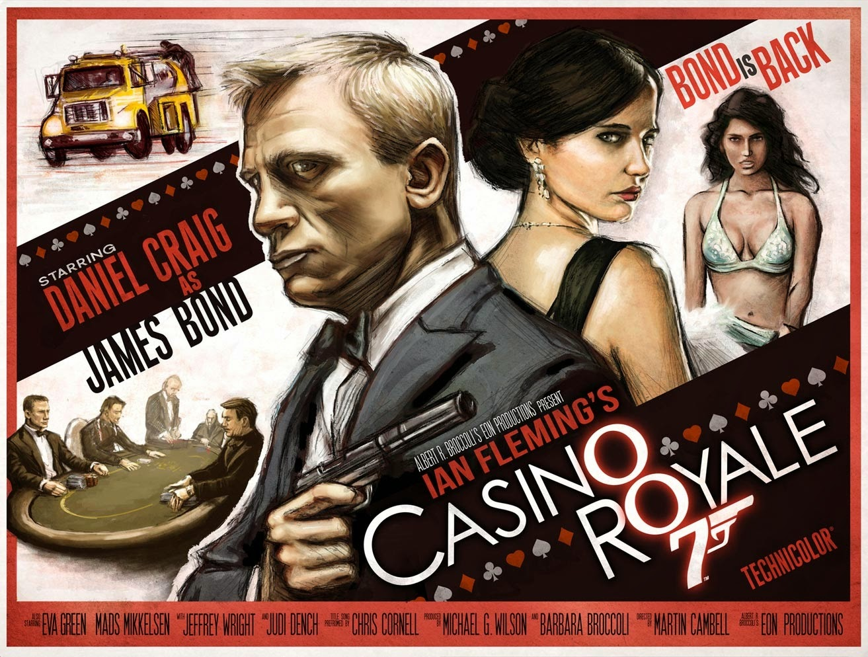 Posters de grandes películas de casino 5