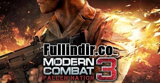 Modern Combat 3 Fallen Nation APK Oyunu Full indir