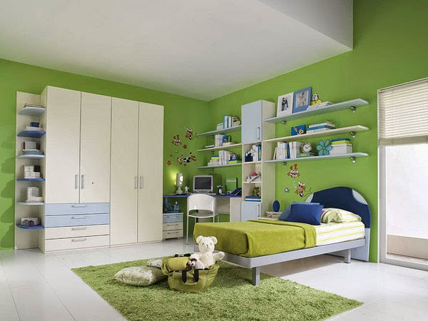 Decorating Boys Green Bedroom How To Decorate Your Room