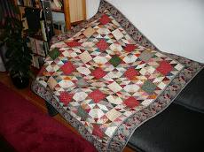 De Block Swap quilt.