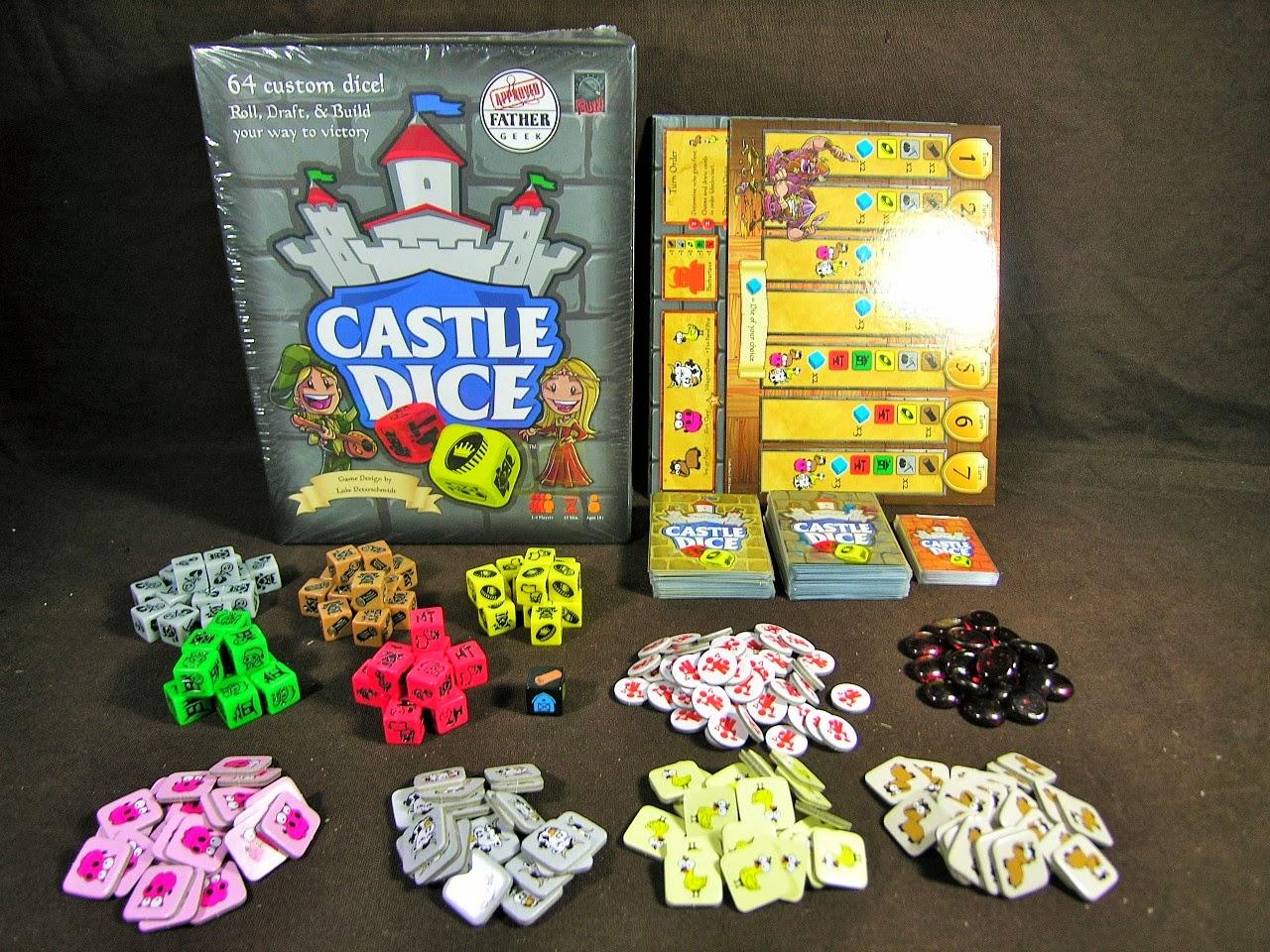 Castle Dice 城堡骰