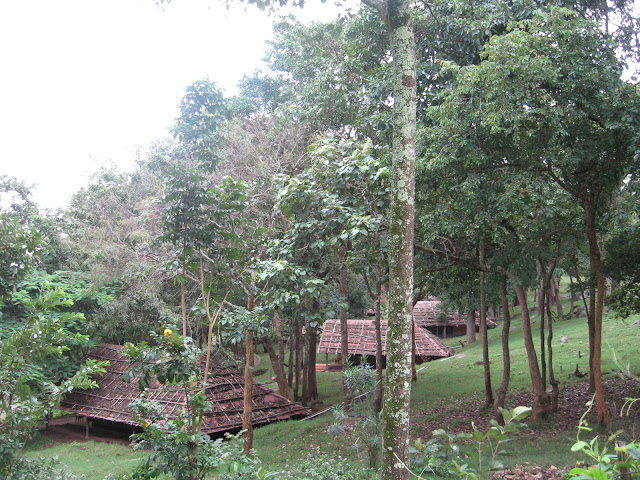 Jungle Lodges & Resorts huts, K Gudi