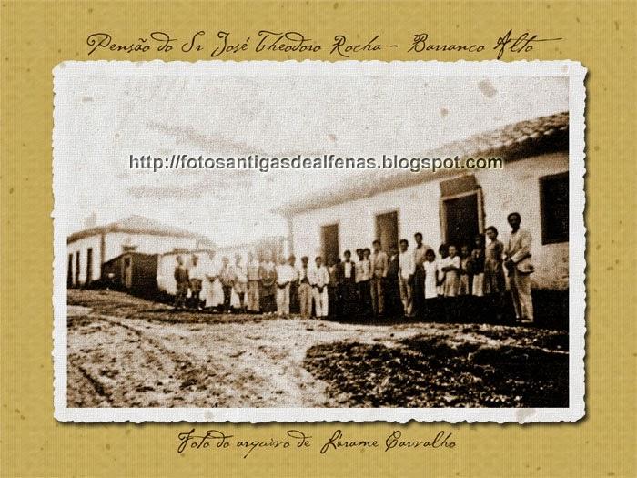 Hospedagem em Barranco Alto