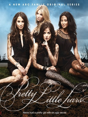 Série Pretty Little Liars (Maldosas) - 1ª Temporada 2010 Torrent