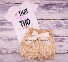 Glitter Top and High Waist Bloomer Sets