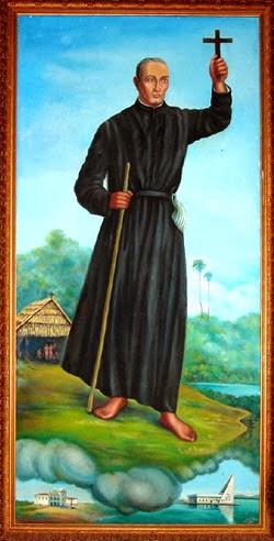 São José de Anchieta, rogai por nós!