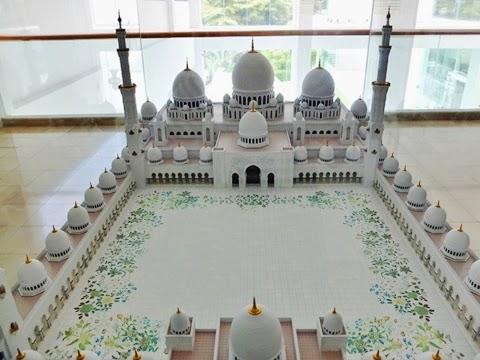 Sheikh Zayed Abu Dhabi miniature