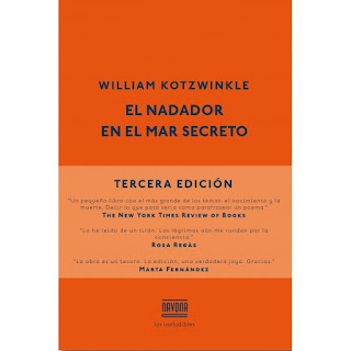el nadador en el mar secreto william kotzwinkle