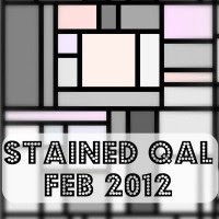 Stained Glass QAL