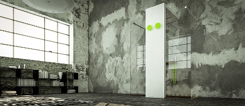 Monolite: Radiator for Shower System