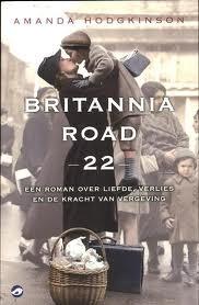 Britannia Road 22 Amanda Hodgkinson cover