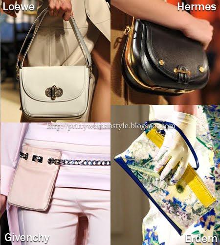 ЧАНТИ Пролет/Лято 2012 модни тенденции от Хубава жена